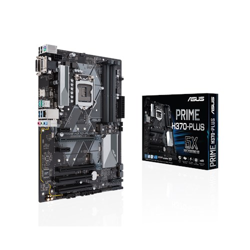 Asus Prime H370-Plus- Socket 1151v2