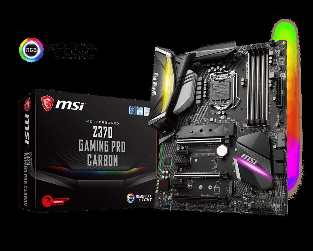 MSI Z370 Godlike Gaming - Socket 1151v2