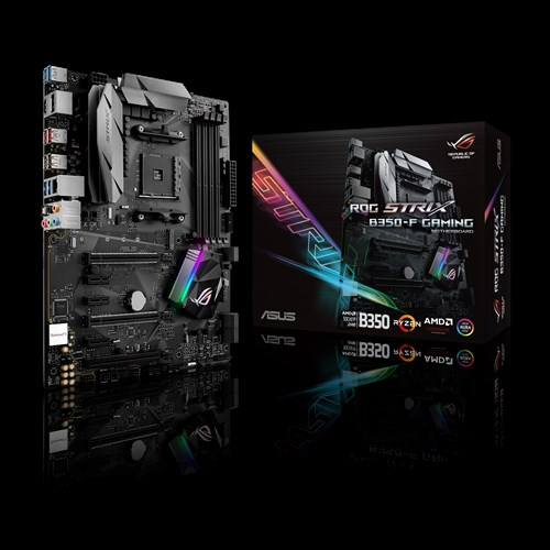 ASUS ROG STRIX B350F GAMING – SOCKET AM4
