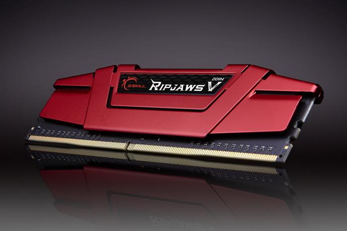 GSKILL RIPJAWS V 8GB ( 1X8GB ) BUS 2800 - DDR4