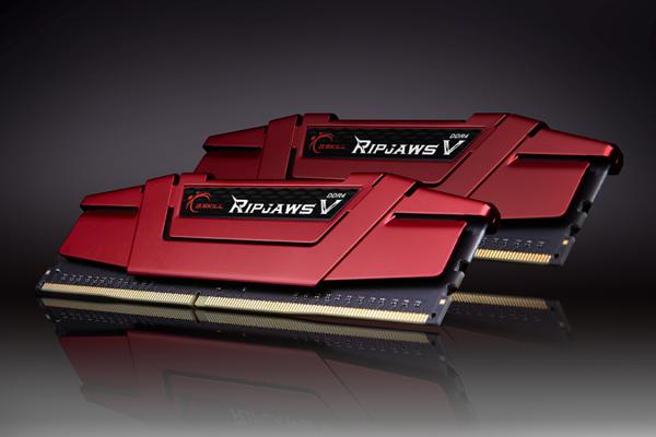 GSKILL RIPJAWS V 32GB ( 2X16GB ) BUS 2666 CAS 15 - DDR4