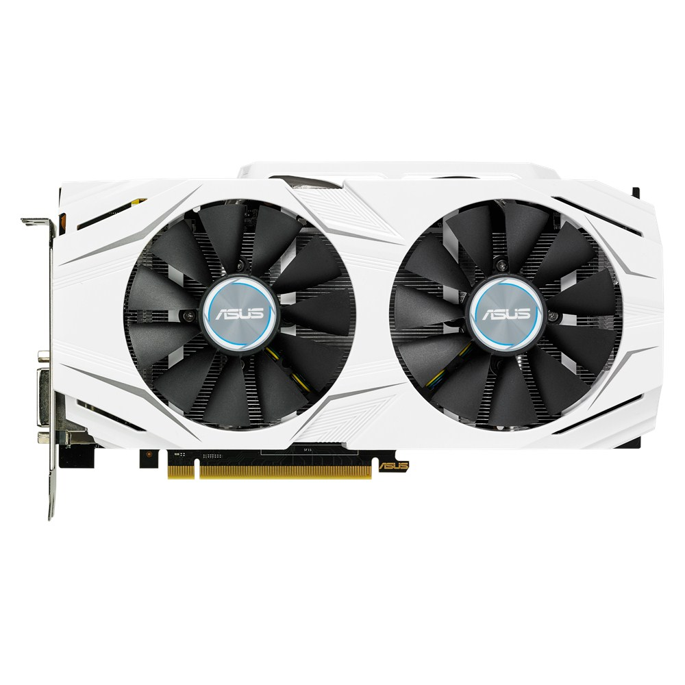 ASUS NVIDIA GEFORCE GTX 1060 DUAL OC 6GB ( 192 BIT ) DDR5