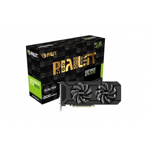Palit Geforce GTX 1070 Dual 8GB