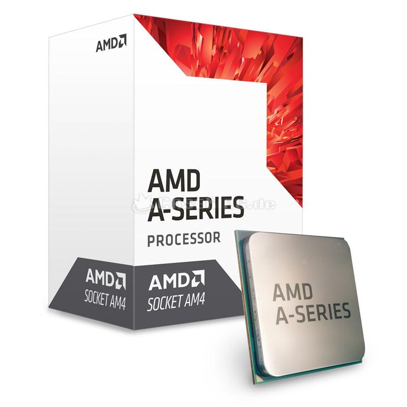 CPU APU AMD Bristol Ridge A8-9600 3.1GHz