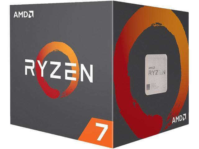 AMD RYZEN 7 2700X 8-CORE 3.7 GHZ (4.3 GHZ MAX BOOST)