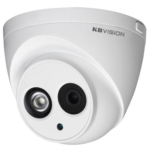 Camera KBVISION KX-2K14CA 4.0 Megapixel, Hồng ngoại 50m, Ống kính F3.6mm, tích hợp sẵn micro