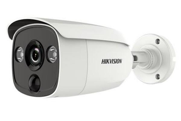 Camera HIKVISION DS-2CE12D0T-PIRL 2.0 Megapixel, EXIR 20m,Ống kính F3.6mm, 3 chế độ Led cảnh báo chuyển động