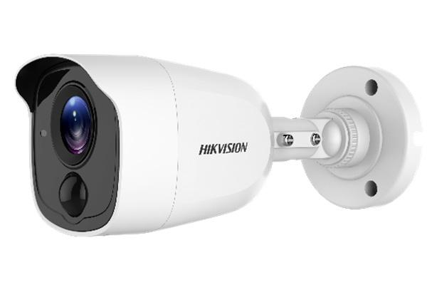 Camera HIKVISION DS-2CE11H0T-PIRL 5.0 Megapixel, Hồng ngoại EXIR 20m,Ống kính F3.6mm, Led cảnh báo chuyển động