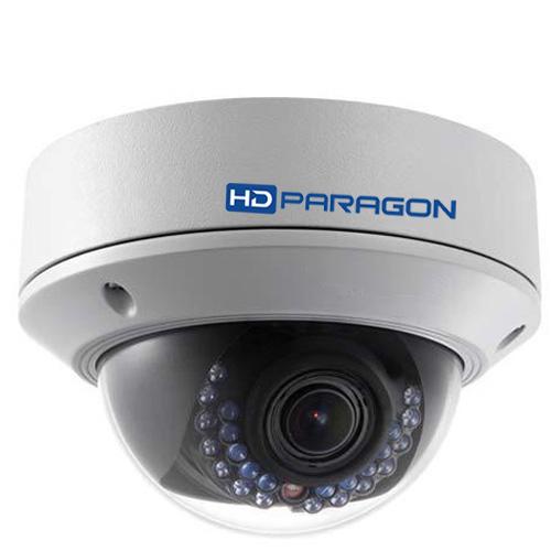 Camera HDPARAGON HDS-2720VF-IRAZ3 2.0 Megapixel, IR Led 30m, Zoom 4X, F2.8-12mm, Audio/Alarm, Micro SD