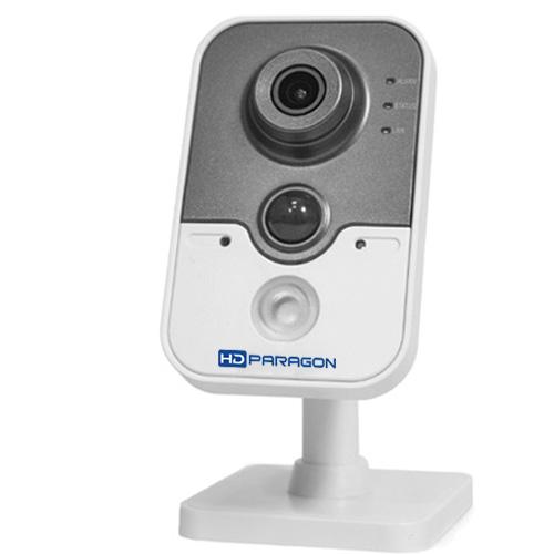 Camera IP HDPARAGON HDS-2442IRPW 4.0 Megapixel, IR 20, F4mm, Audio/Alarm, Micro SD, ePTZ