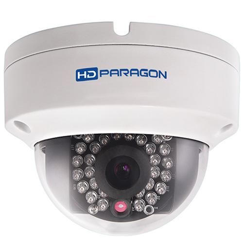 Camera HDPARAGON HDS-2152IRP 5.0 Megapixel, IR 30m, ePTZ , PoE, Micro SD, vỏ sắt