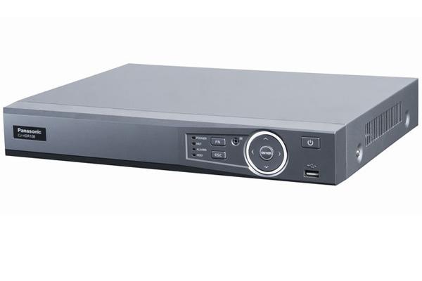 Đầu ghi hình Panasonic CJ-HDR108 8 kênh HD 1080P, 1 SATA, HDMI,VGA